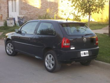 Vendo Volkswagen Gol Power modelo 2003 full