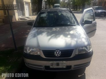 VENDO VOLKSWAGEN GOL COUNTRY