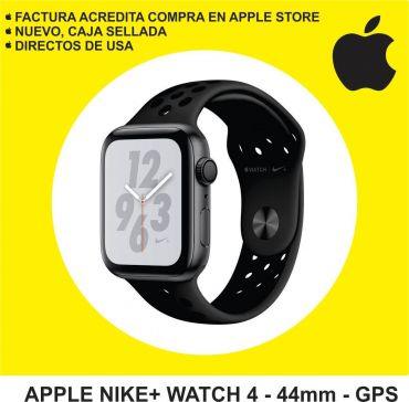 Apple Nike+ Watch 4 - 44mm - GPS